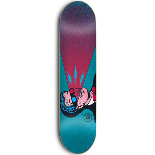 3D X-Ray Specs - Purple/Blue - 8.25 - Skateboard Deck