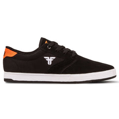 Fallen Slash 2 - Black/White Deathwish - Men's Shoes