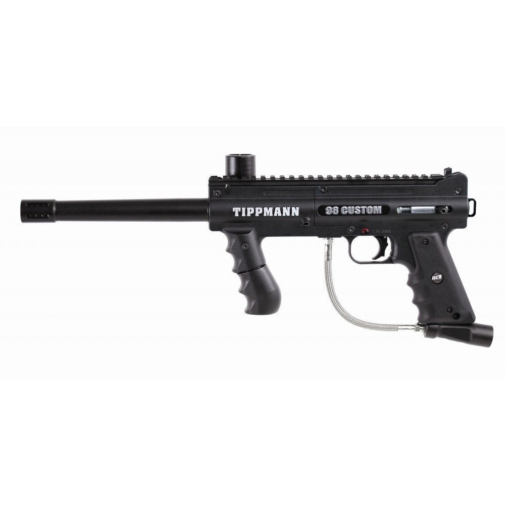 Tippmann 98 Custom ACT Platinum Series Paintball Gun - Black