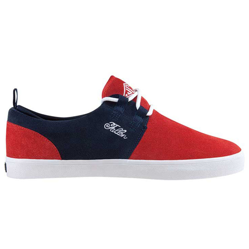 Fallen Capitol - Blood Red/Midnight Blue - Men's Shoes