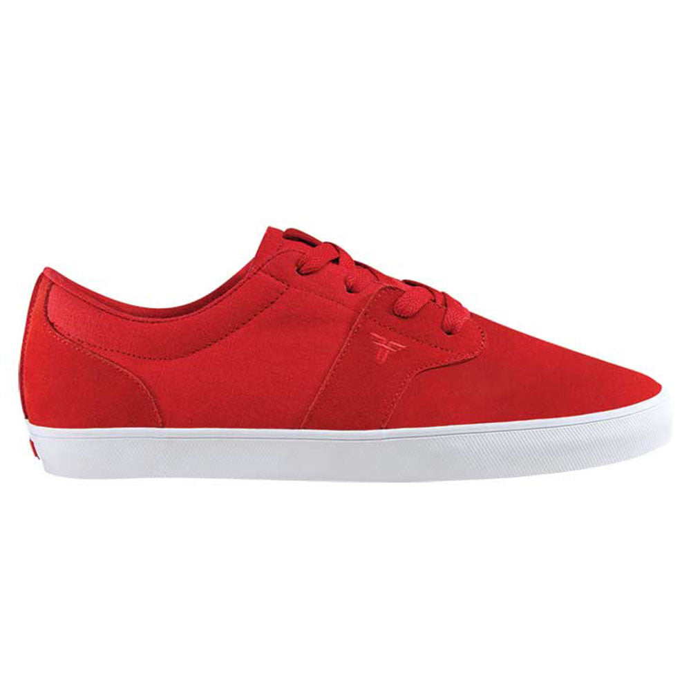 Fallen Chief XI - Blood Red/White - Men's Shoes