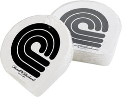 Powell Skateboards 3P Logo - White/Black - Skateboard Wax