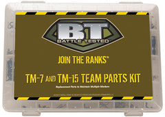 BT TM-7/TM-15 Team Parts Kit