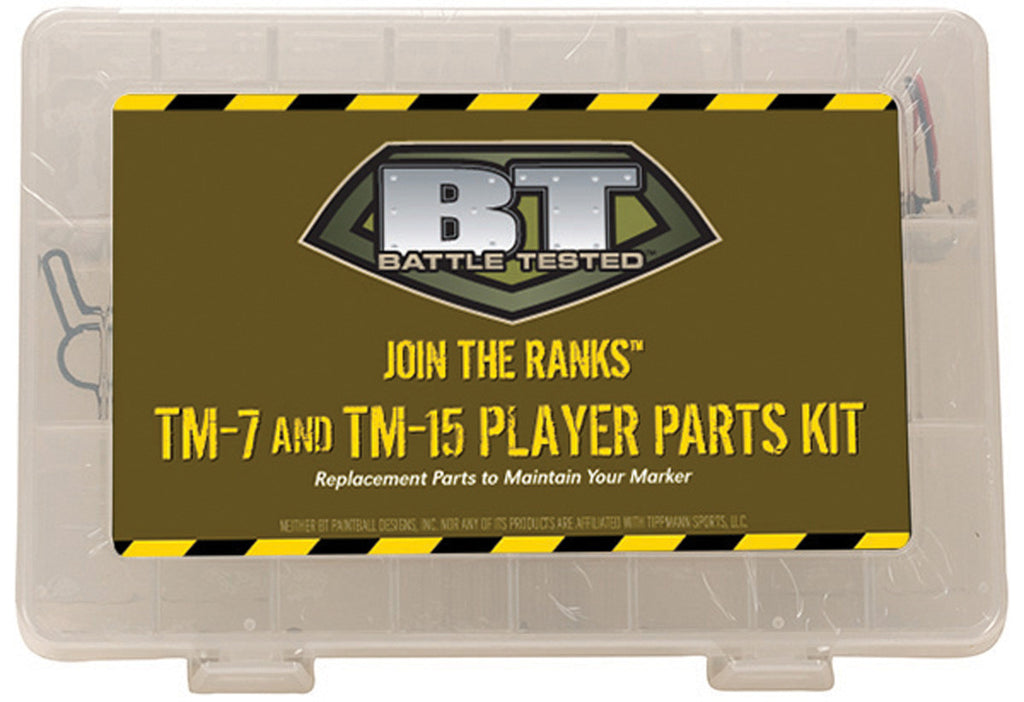 BT TM-7/TM-15 Players Parts Kit