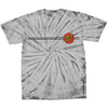 Santa Cruz Classic Dot Regular S/S - Spider Silver - Mens T-Shirt