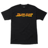 Santa Cruz Shatter Strip Regular S/S - Black - Mens T-Shirt
