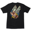 Santa Cruz Marvel Thor Hand Regular S/S - Black - Mens T-Shirt