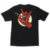 Santa Cruz Marvel Spiderman Hand Regular S/S Youth - Black - Mens T-Shirt