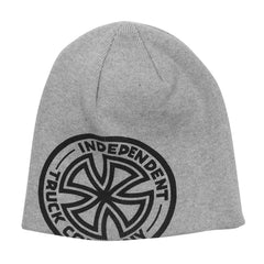 Independent O.G.T.C. Skull Cap - OS - Grey - Men's Beanie