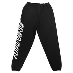 Santa Cruz Big Strip - Black - Men's Sweatpants