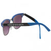 Independent Prep Metal Rim O/S - Blue/Black - Sunglasses