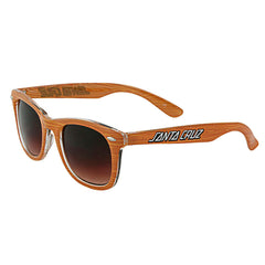 Santa Cruz Woody O/S - Oak - Sunglasses