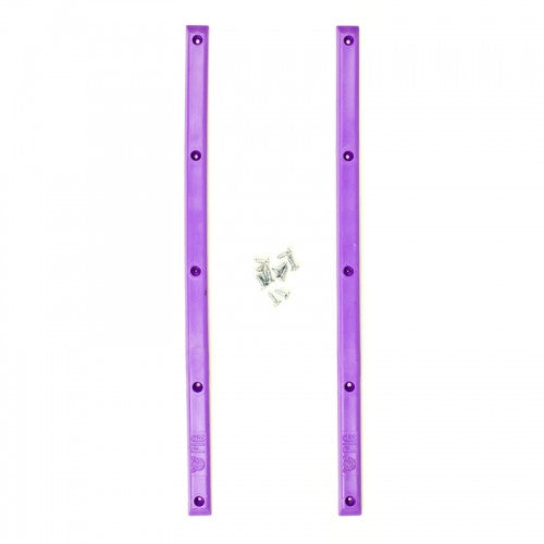 Pig Neon Rails - Purple - Skateboard Accessory