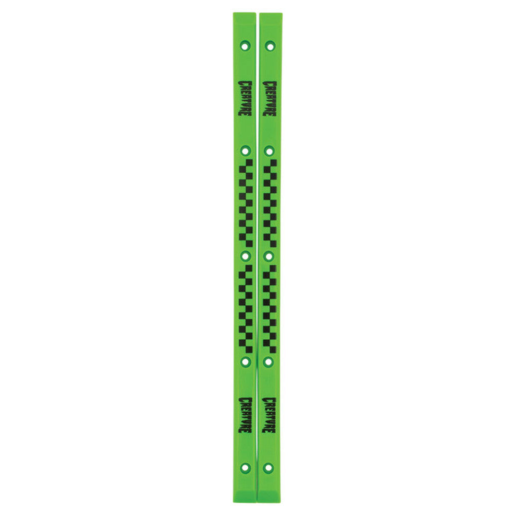 Creature Slider Rails - Green - Skateboard Rails