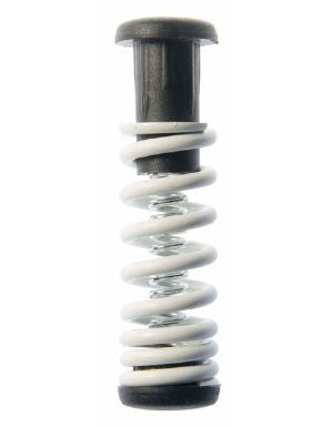 Seismic Springs Max Light Pair - Bone - Skateboard Accessory