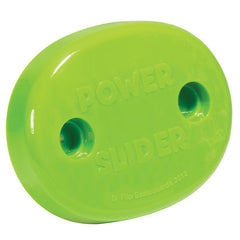 Gold Cup Power Slider - Oval - Neon Green- Skateboard Accessory