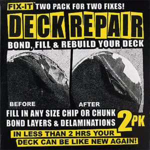 Fix-It Deck Repair 2 pack 2.5oz
