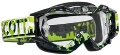 Scott Voltage Pro - Green - Snowboard Goggles