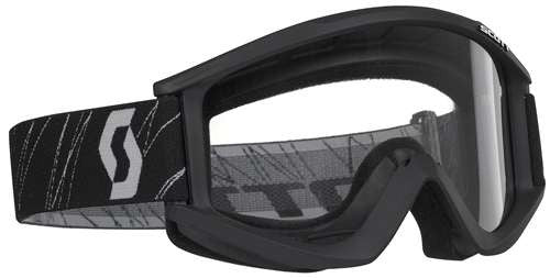 Scott Recoil - Black - Snowboard Goggles