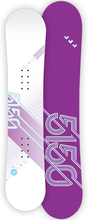 5150 Mini Empress 2010 - 128cm Snowboard - Blemished