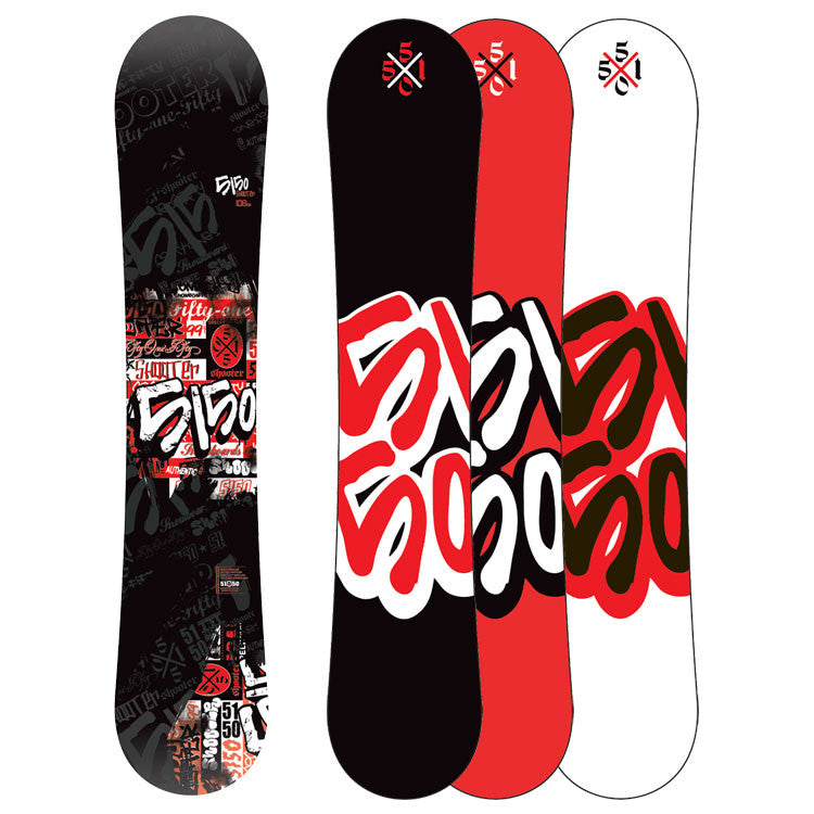 5150 Shooter 2011 - 138cm Snowboard