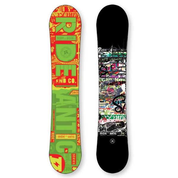 Ride Antic 2011 - 161cm Snowboard