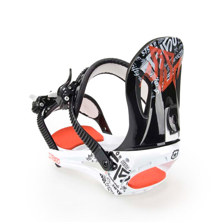 5150 Strato 2011 - Youth Black Snowboard Bindings