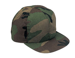 Rothco Kid's Adjustable Hat - Woodland Camo