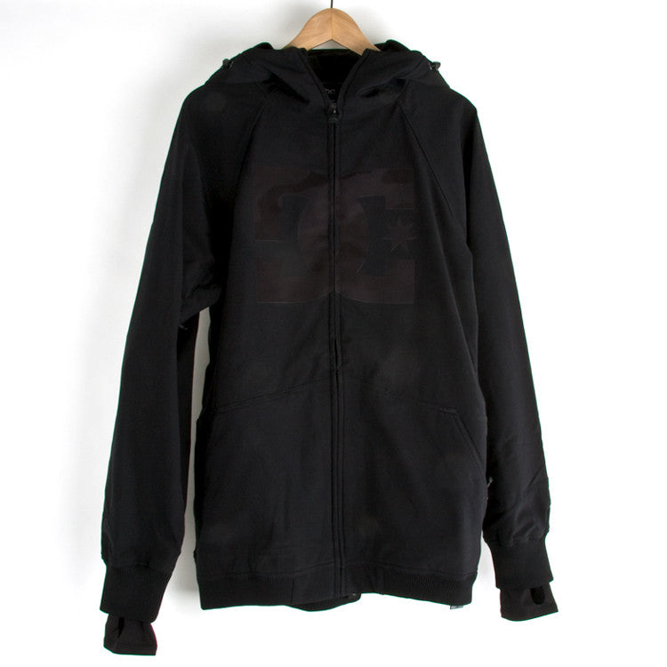 DC Spectrum 2010 - Black - Snowboarding Jacket