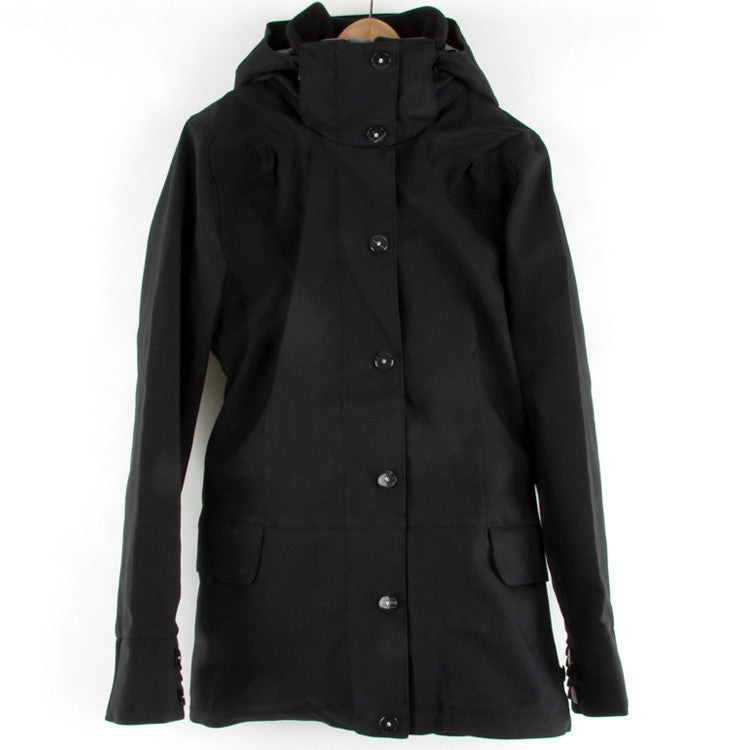 Roxy Runway - Black - Snowboarding Jacket