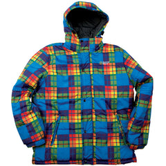 Special Blend Line 2010 - British Blue Thugby - Snowboarding Jackets - X Large
