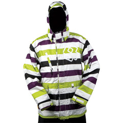 Special Blend Beacon 2010 - Royal Stripe - Snowboarding Jacket