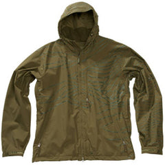 Planet Earth Ingrain - Military Olive - Snowboarding Jacket - Small