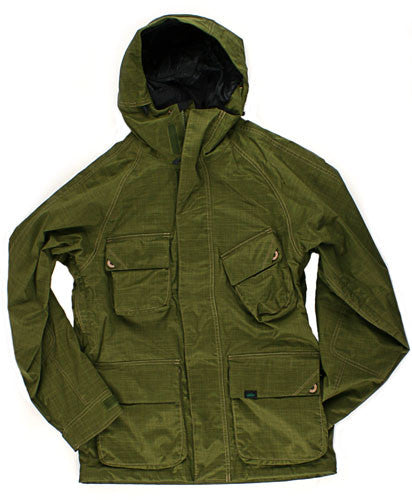 Vans Barkworth - Incense Green - Snowboarding Jacket