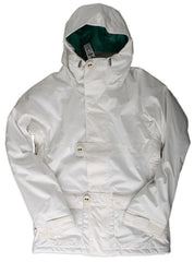 Vans Zissou Insulated - White - Snowboarding Jacket