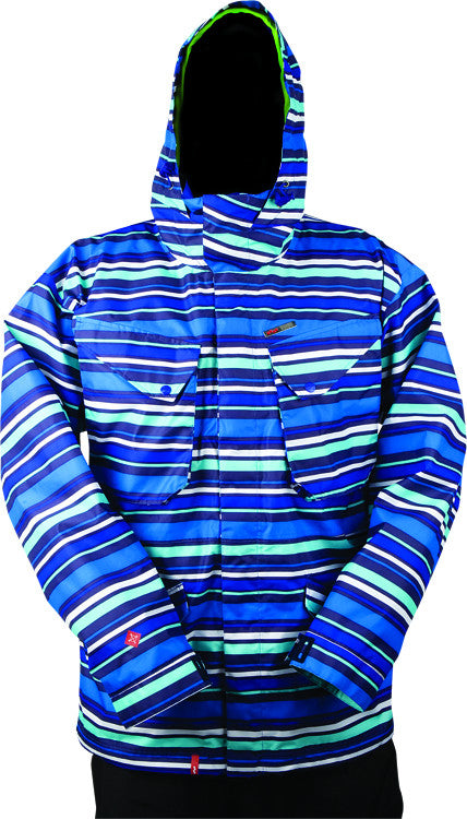 Four Square Brady - Night Fly Polo - Snowboarding Jacket