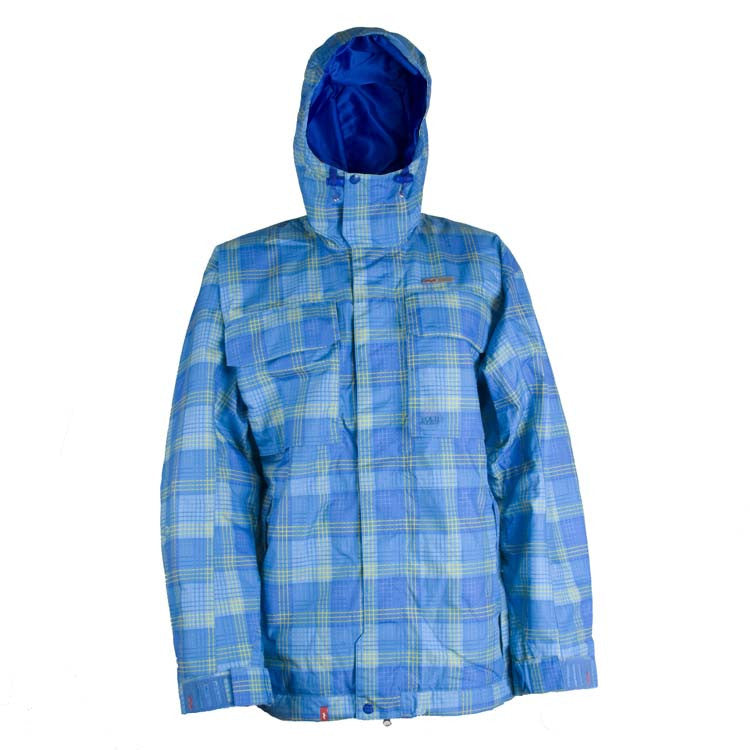Four Square PJ Regatta - Blue - Snowboarding Jacket