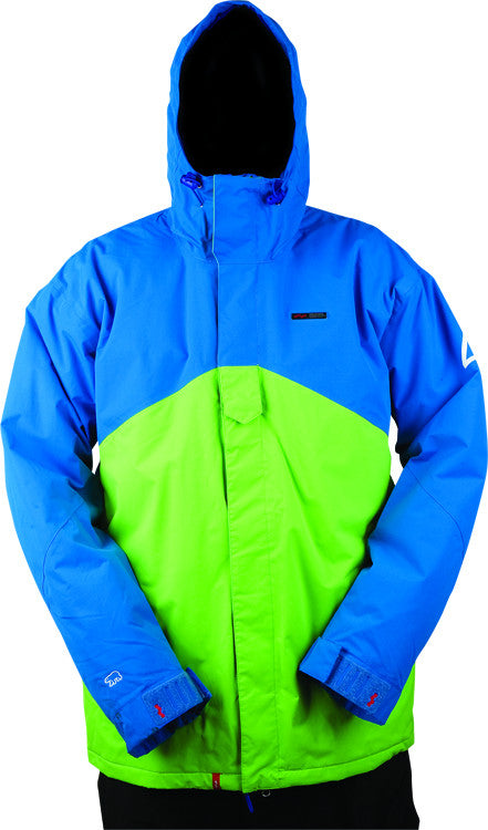 Four Square Coco - Green Light - Snowboarding Jacket