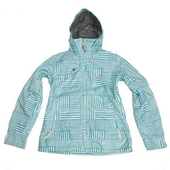 Four Square Marissa - Helsinki Blue - Snowboarding Jacket - X Small