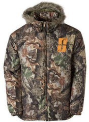 Forum Coombs - Woodland Camo - Snowboarding Jacket - Small