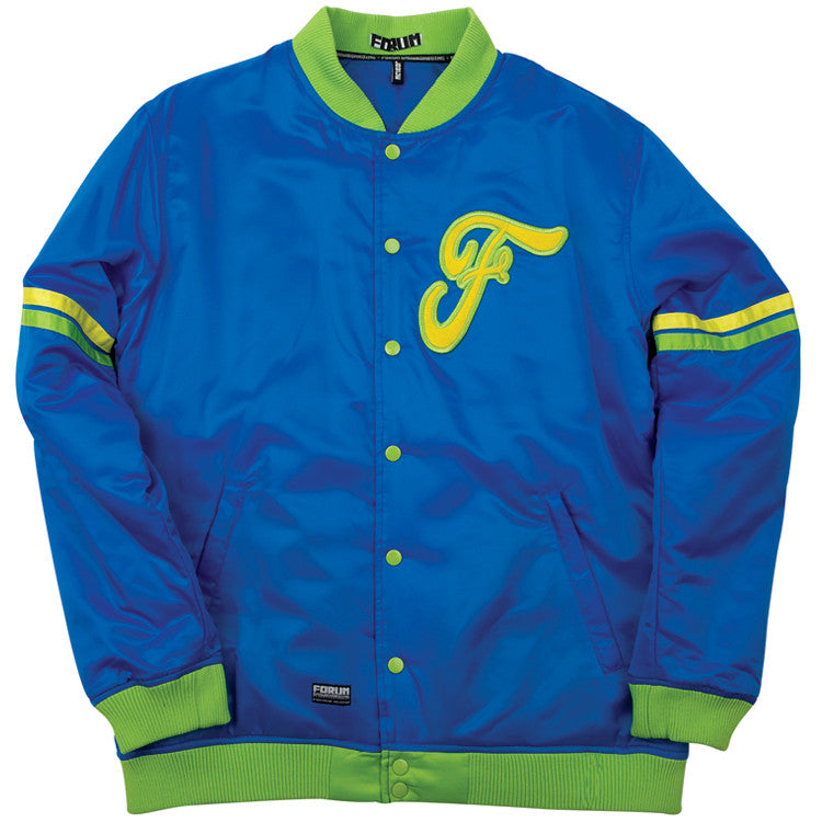 Forum Stadium 10 - Blue - Snowboarding Jacket