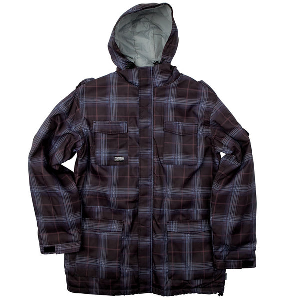 Forum Giard  2010 - Plaid of Death - Snowboarding Jacket