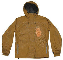 Grenade Unbreakable - Brown - Snowboarding Jacket