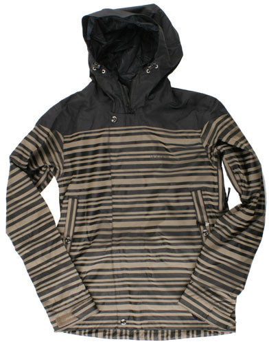 Quiksilver Weston - Bark / Black - Snowboarding Jacket