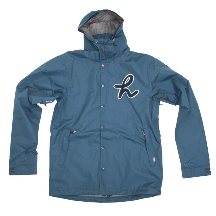 Holden Coaches - Thunderstorm Blue - Snowboarding Jacket