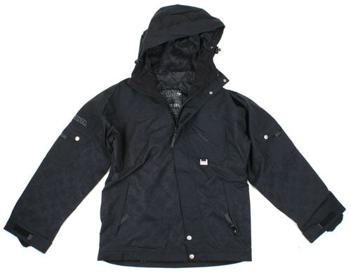 Nikita Sideways Sista - Black -Snowboarding Jacket - Large