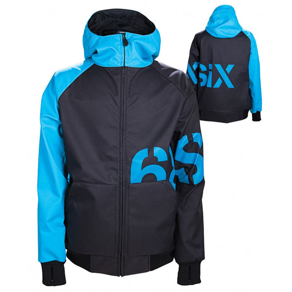 686 Theory - Black - Snowboarding Jacket - Large