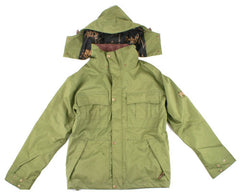 Ride Ashland - Olive - Snowboarding Jacket