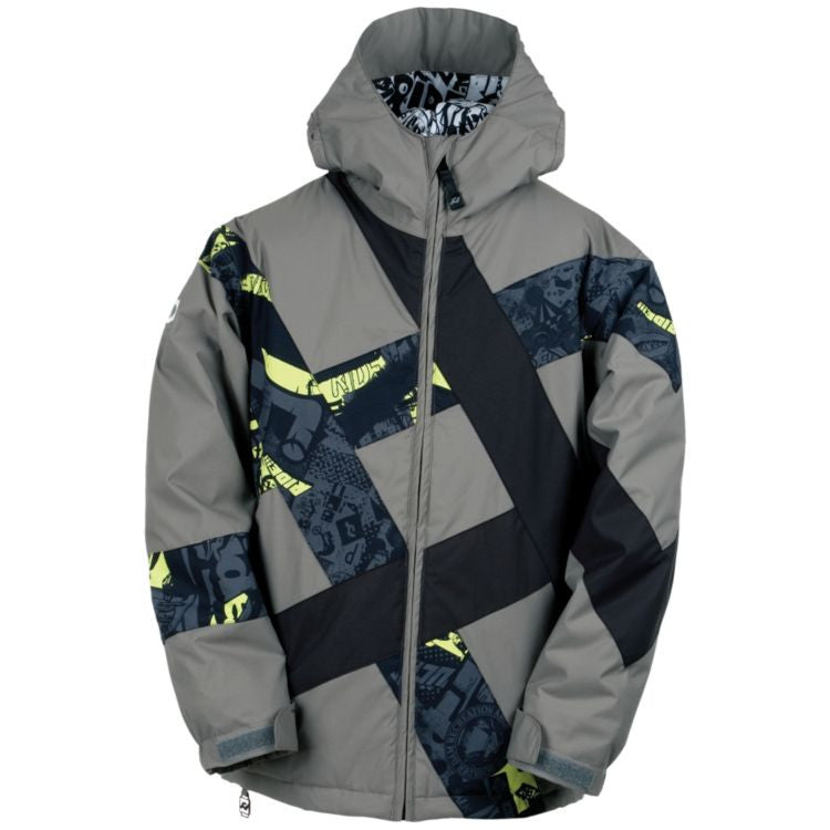 Ride Cobra - Charcoal - Youth Snowboarding Jacket