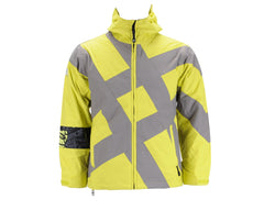 Ride Cobra - Lime - Youth Snowboarding Jacket - Medium